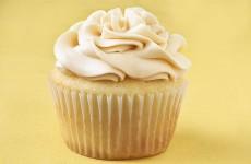 Cupcake de almendra